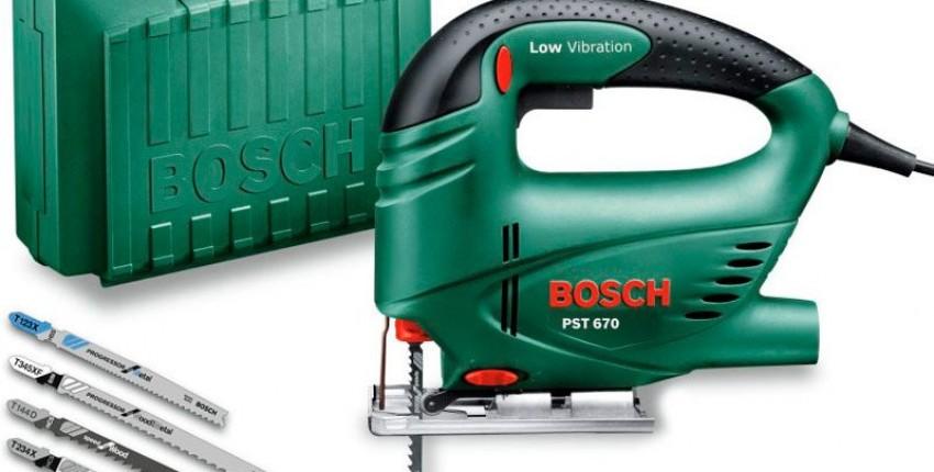 Лобзик Bosch PST 670