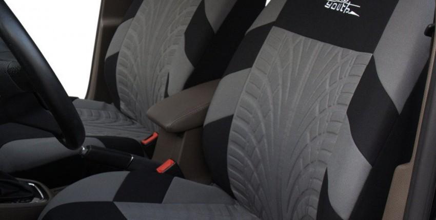 Автомобильные чехлы на сиденья.