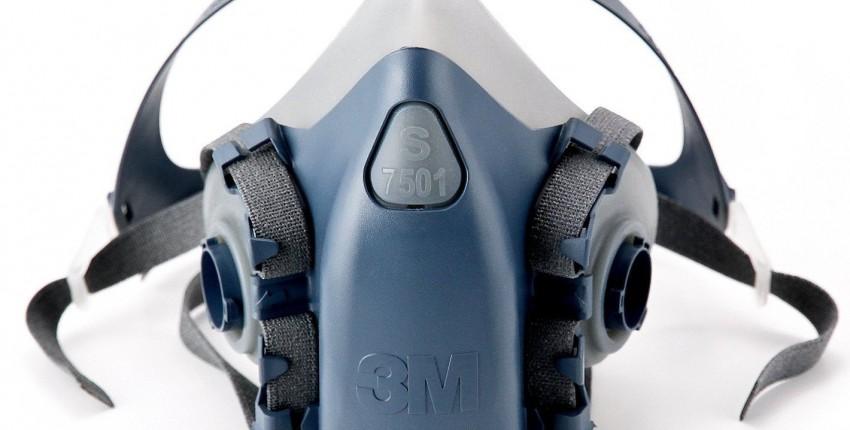 Полумаска-респиратор 3М серия 7500 - отзыв покупателя