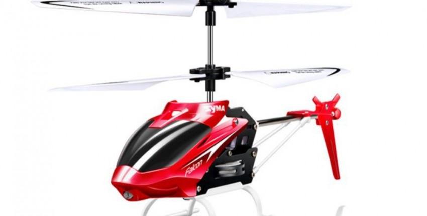 Радиоуправляемый вертолет. - отзыв покупателя