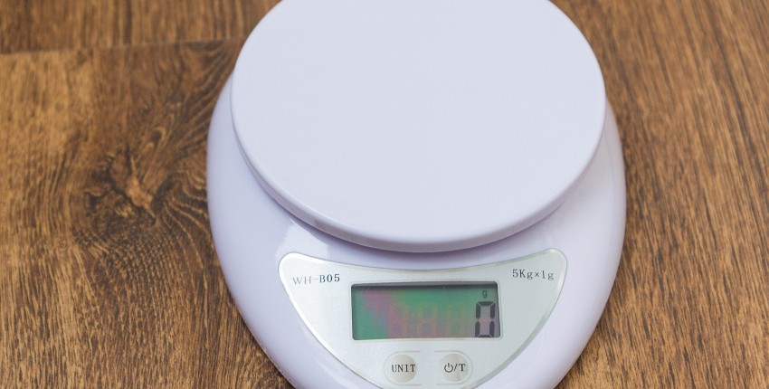 Кухонные весы с Aliexpress - отзыв покупателя