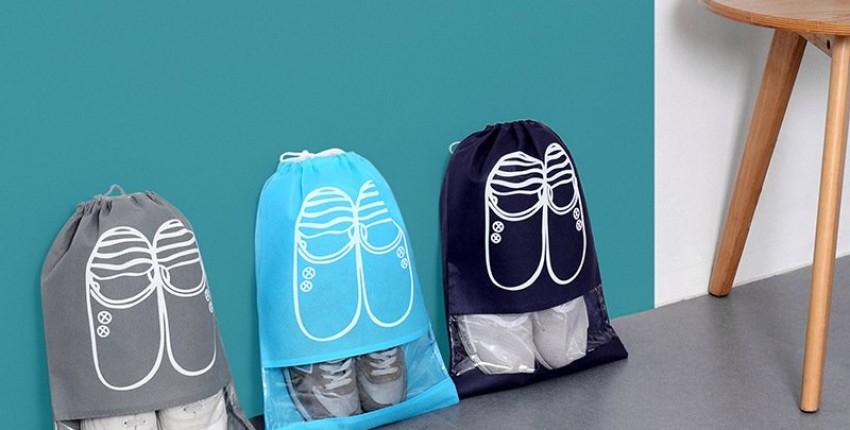 Чехлы для обуви. - отзыв покупателя