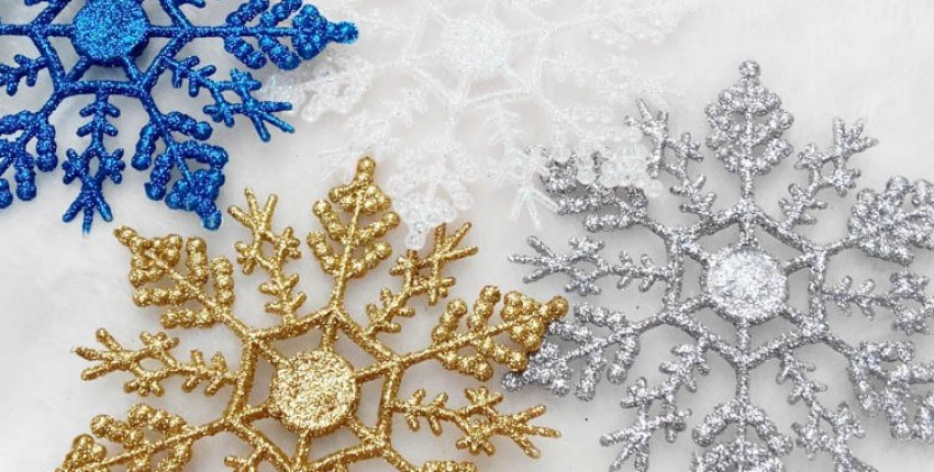 Новогодние снежинки. - отзыв покупателя