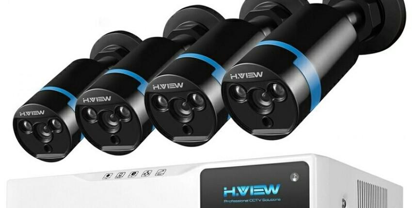 Система видеонаблюдения 8 камер - отзыв покупателя