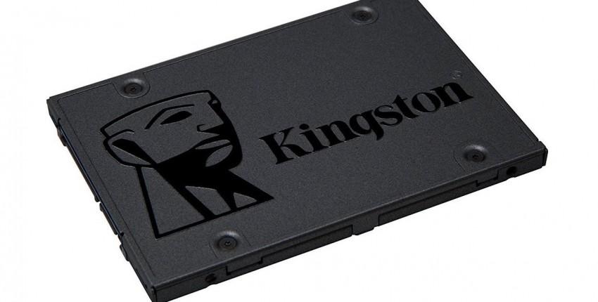 Kingston A400 SSD диск. - отзыв покупателя