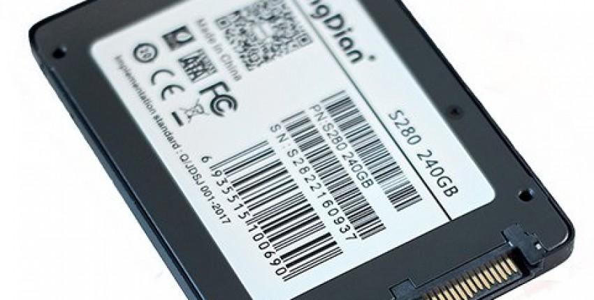 SSD накопитель KingDian S280-240GB