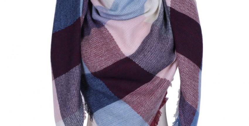Женский шарф. - отзыв покупателя