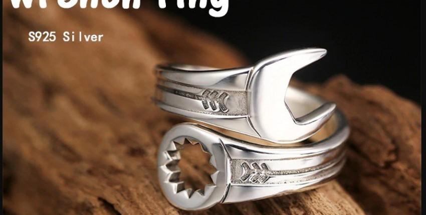 Мужское серебряное кольцо - отзыв покупателя