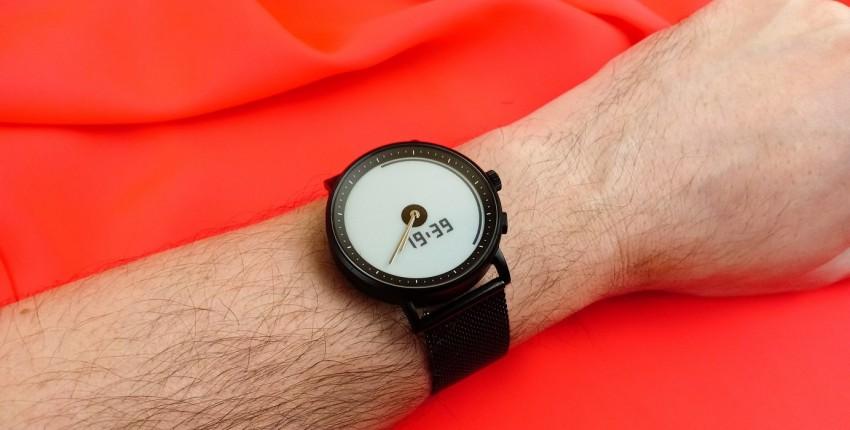 Gligo E-Ink: обзор гибридных часов с задатками интеллекта - отзыв покупателя
