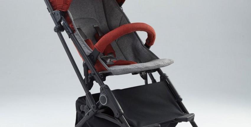 Детская коляска Xiaomi. Транспорт класса люкс для вашего малыша! - отзыв покупателя