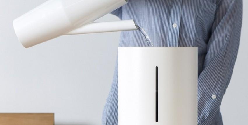 Увлажнитель воздуха Xiaomi Smartmi Air Humidifier - отзыв покупателя