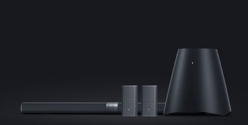 Комплект домашнего кинотеатра Xiaomi Mi Home Theater - отзыв покупателя