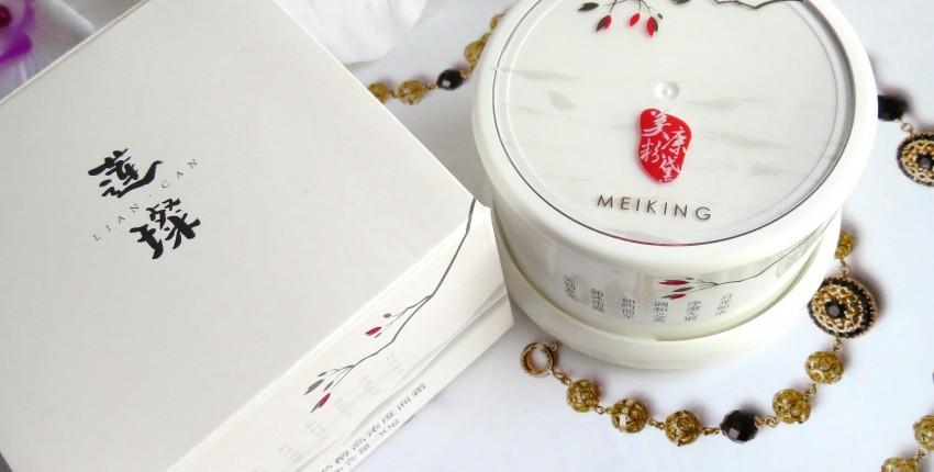 Омолаживающий крем в шикарном исполнении от бренда MEIKING - отзыв покупателя