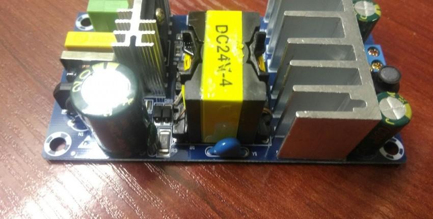 Блок питания 110/220/24В зарядное устройство - отзыв покупателя