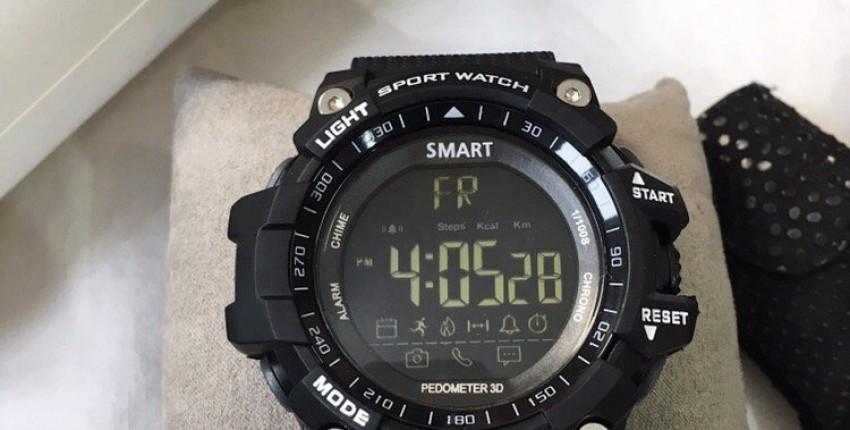 мужские спорт/смарт часы GIMTO - отзыв покупателя
