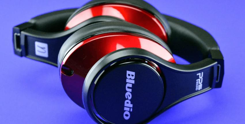 Bluetooth наушники Bluedio U UFO - отзыв покупателя