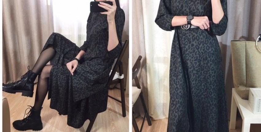 стильное платье - отзыв покупателя