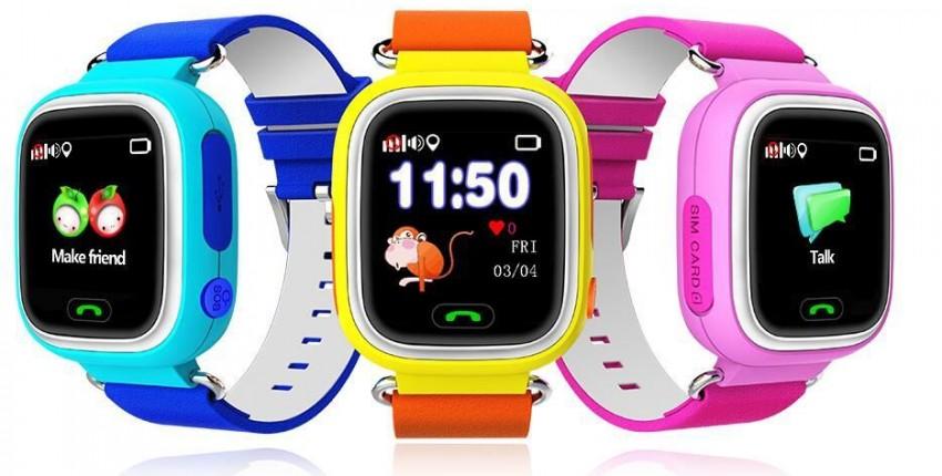 Детские часы с GPS, чтобы вы всегда знали, где ваш ребёнок. - отзыв покупателя