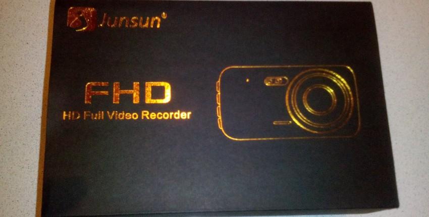 Видео регистратор Junsun H7 - отзыв покупателя