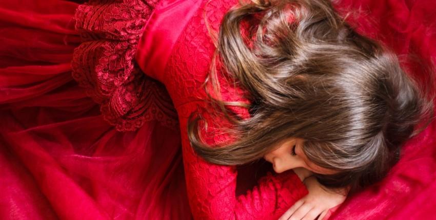 Сказочное платье для девочек с пышной юбкой и кружевом - отзыв покупателя