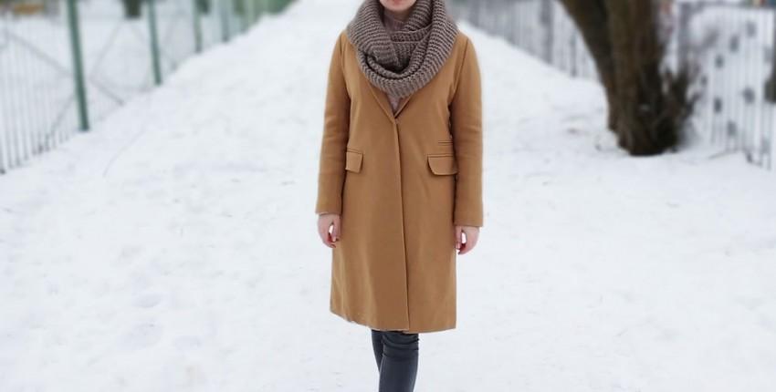Шерстяное пальто UK Fashion - отзыв покупателя