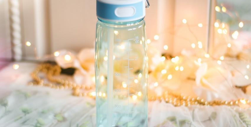 Бутылка для воды - отзыв покупателя