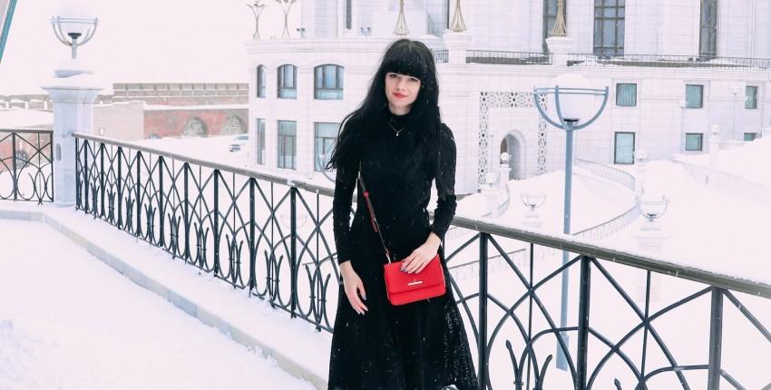 Элегантное платье Shein - отзыв покупателя