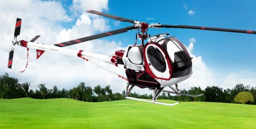 Вертолёт на радио управлении SCHWEIZER 300C Hughes 9CH - отзыв покупателя