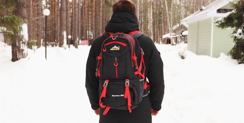 Туристический рюкзак - отзыв покупателя