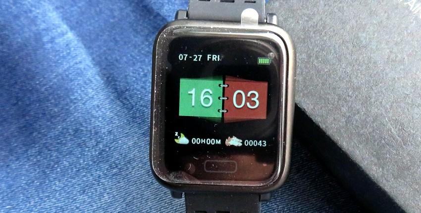 Смарт часы с цветным дисплеем от бренда Lerbyee по бюджетной цене - отзыв покупателя