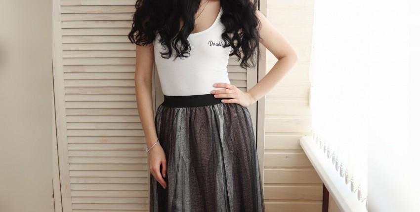 Крутая юбка YANMUXI - отзыв покупателя