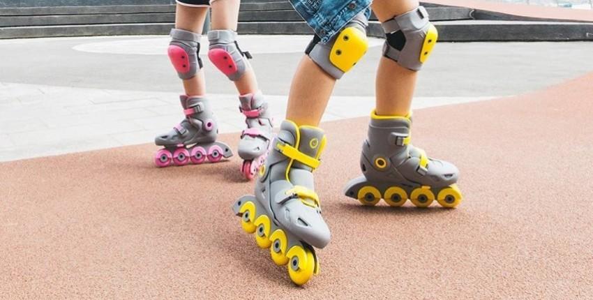 Ролики Xiaomi Xiaoxun Smart Skates
