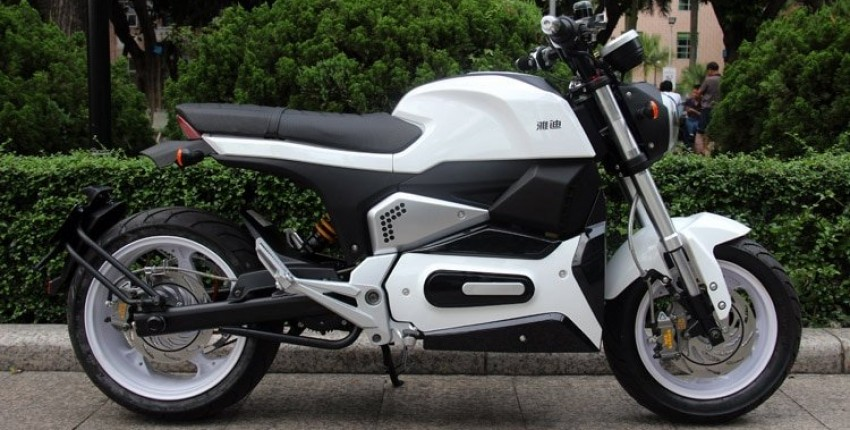 Hcgwork Yadea M6 электрический мотоцикл/ЭЛЕКТРО БАЙК - отзыв покупателя