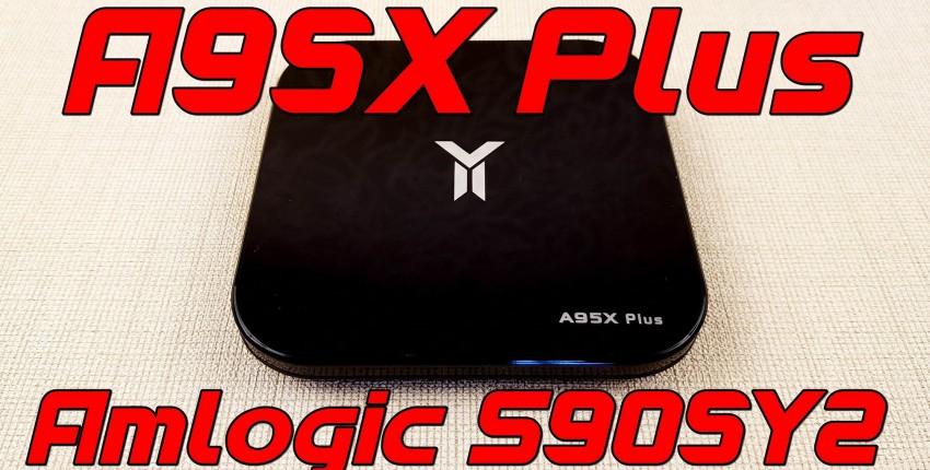 A95X Plus: обзор приставки с самым холодным процессором Amlogic S905Y2 на Android 8.1 - отзыв покупателя