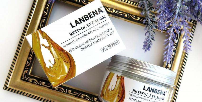 Красота и молодость ваших глаз с патчами от известного бренда LANBENA