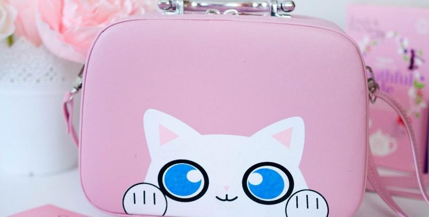 Милая детская  сумка-чемоданчик - отзыв покупателя