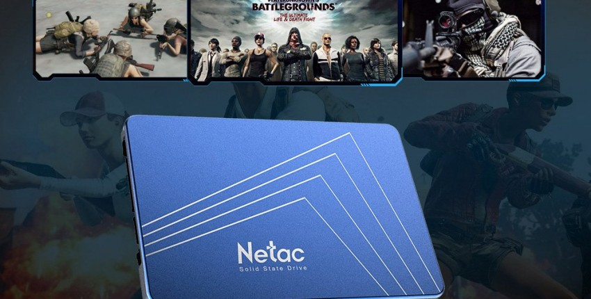 SSD диск от бренда Netac - отзыв покупателя