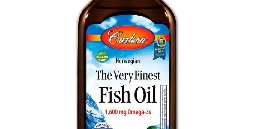 Самый лучший и вкусный рыбий жир - отзыв покупателя