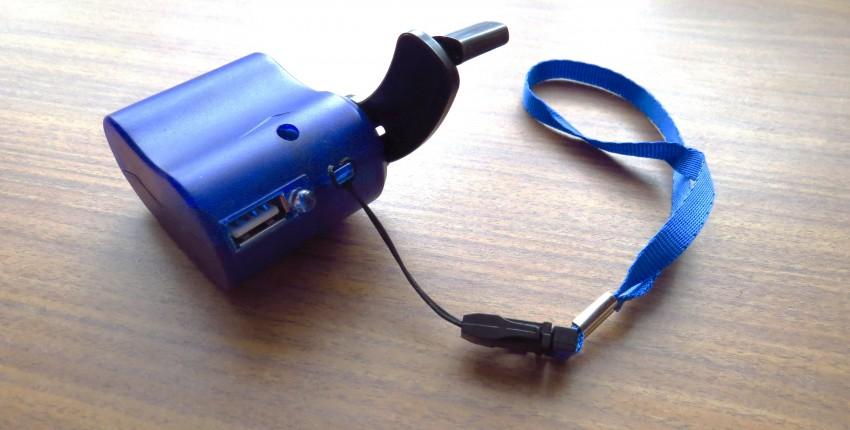 Портативный генератор - отзыв покупателя