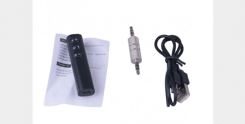 Bluetooth передатчик - отзыв покупателя