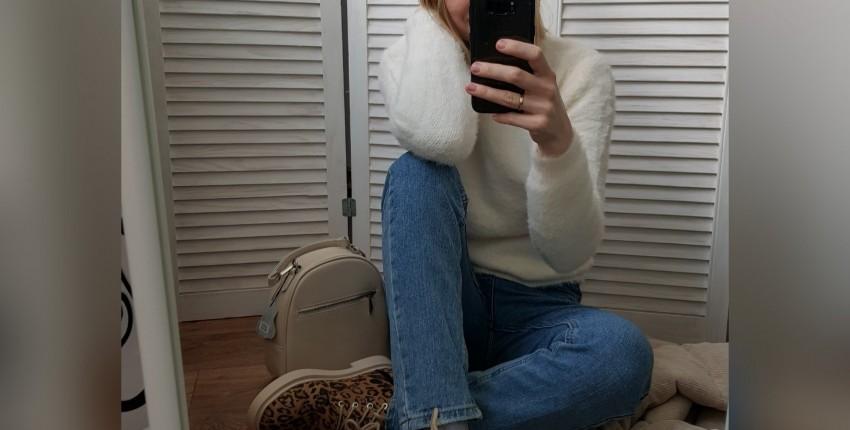 Ботинки с леопардовым принтом - отзыв покупателя