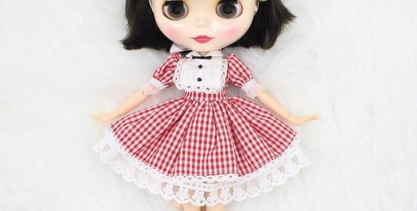 Кукла Blyth - отзыв покупателя