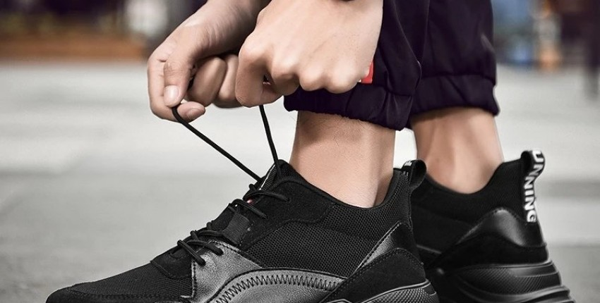 2019 summer mens sports casual shoes - отзыв покупателя