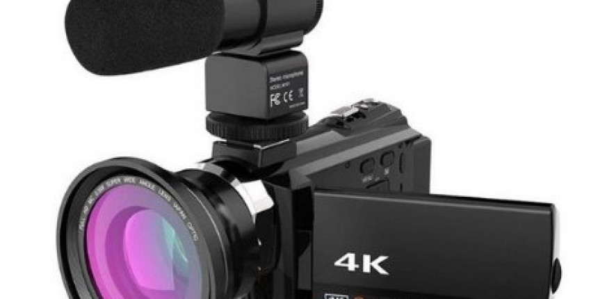 Цифровая HD видеокамера [4k WiFi Ultra 1080 P 48MP 16X ZOOM видеокамера микрофон  широкоугольный] - отзыв покупателя