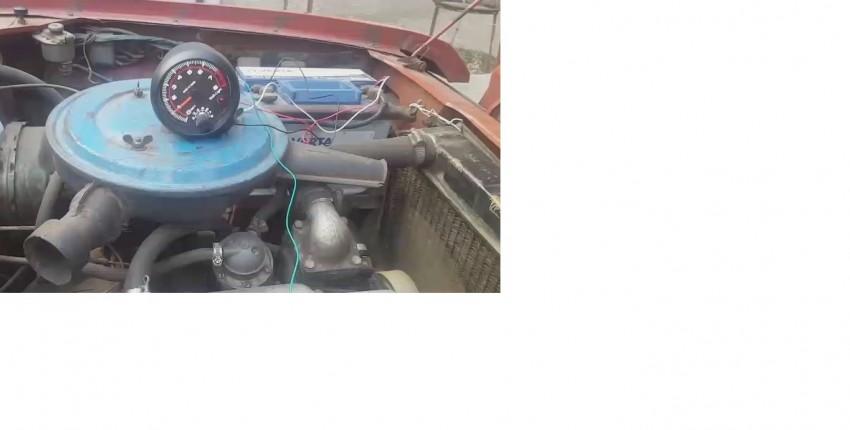 Туфтовый тахометр для автомобиля - отзыв покупателя
