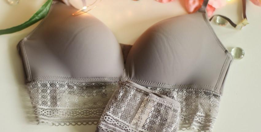 Красивый комплект нижнего белья RoseHeart - отзыв покупателя