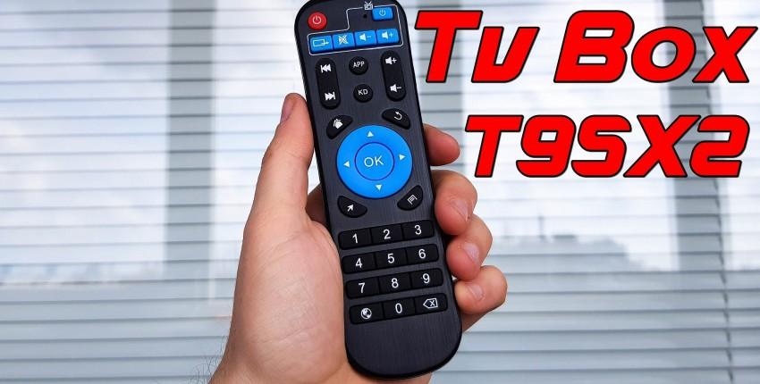 TV box T95X2 на Amlogic S905X2: обзор и сравнение с приставками на Amlogic S905Y2 - отзыв покупателя