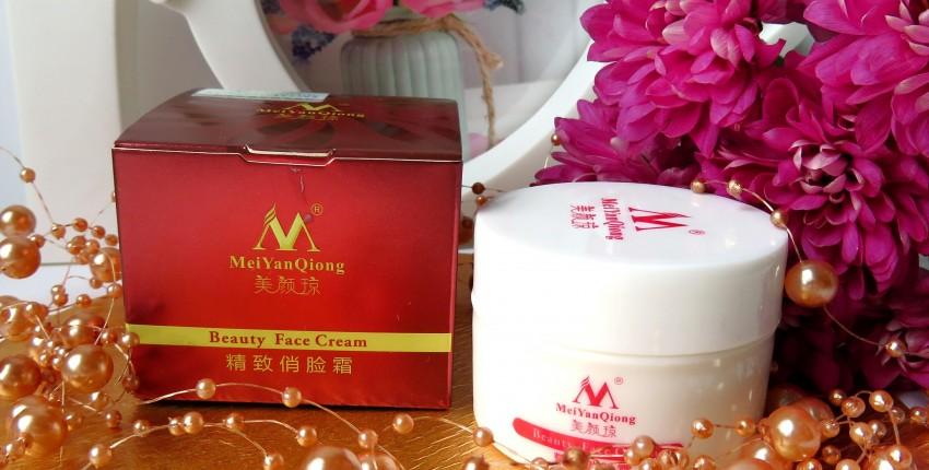 Обалденный омолаживающий крем с лифтинг эффектом от бренда MeiYanQiong - отзыв покупателя