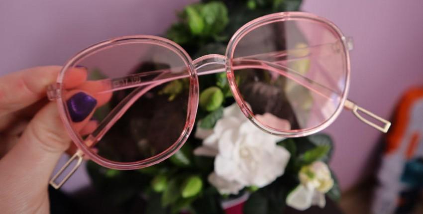 Пудровые очки на весну-лето - отзыв покупателя