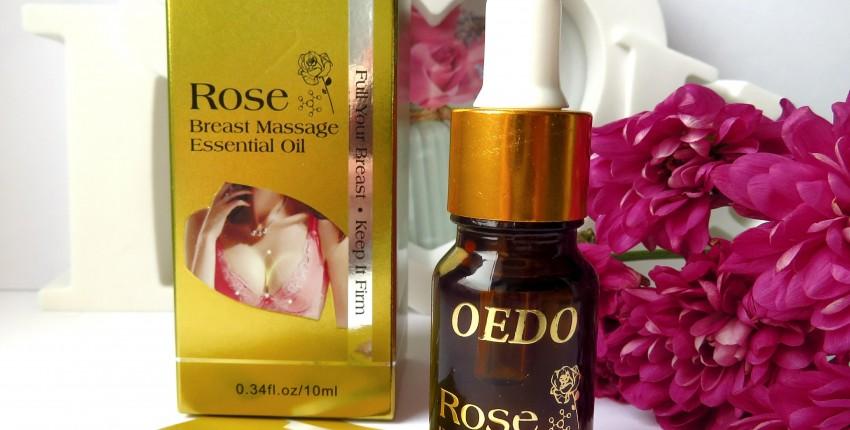 Красота и упругость груди с массажным маслом от OEDO - отзыв покупателя